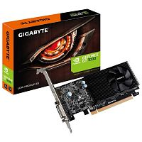 Изображение Видеокарта GIGABYTE GeForce GT 1030 D5 Low Profile 2G 'GV-N1030D5-2GL' 2 ГБ GDDR5