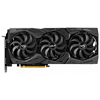 Изображение Видеокарта ASUS ROG STRIX RTX 2080TI O11G Gaming '90YV0CC0-M0NM00' 11 ГБ GDDR6