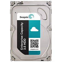 "Изображение Накопитель HDD Seagate Enterprise Capacity 4000 ГБ 'ST4000NM0035', 3.5"", SATA 6Gbit/s"