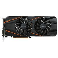 Изображение Видеокарта GIGABYTE GeForce GTX 1060 G1 Gaming 6G (rev. 1.0) 'GV-N1060G1GAMING-6GD' 6 ГБ GDDR5