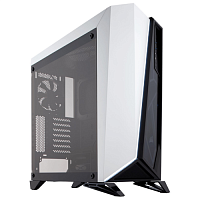 Изображение Корпус Corsair Carbide Series SPEC-OMEGA Tempered Glass Black/white 'CC-9011119-WW' БП: нет, белый